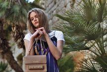 T.S. Handbag Campaign shot in Dubrovnik, Croatia