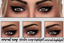 Makeup sims