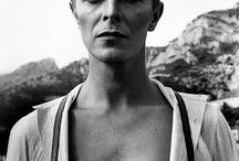 David Bowie by Helmut Newton 1983