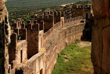 Castles in Spain and some other incredible places