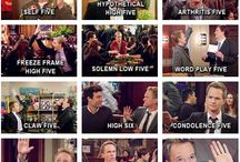 HIMYM/Friends / by Grant Koster