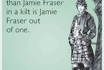 Outlander / by Someecards