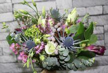 Barn Wedding Flowers 2