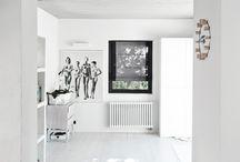 - Interiors - / by Jacek Kolasiński | www.loft.szczecin.pl | photo: www.pannalu.com