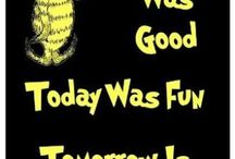 Dr Seuss Quotes / Doctor Seuss quotes about love family friendship inspiration dr