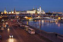 Moscou / Een van de mooiste bestemmingen in Europa ! Moscou From Russia with love