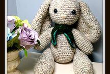 crochet cuties