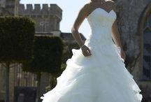 Wedding dresses / Dresses we stock!