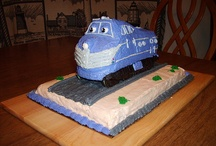 cool cakes / by chris