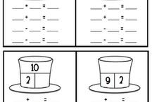 Rekenen / Werkbladen en oefeningen