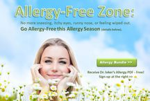 Allergy Treatment  / Treating allergies with Sinus Survival holistic treatments. Stop nasal and seasonal allergies with many treatment options.