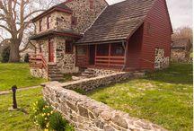 Stone & Brick House Obsession