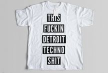 Original LABEL Apparel & Merchandise / Designer prints for the techno & house music enthusiasts.