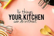 KDD Kitchen Organising
