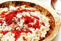 * Turkish food *