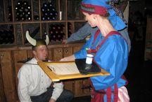 Viikinkikaste/ Viking rite / Viikinkiravintola Haraldissa voit kokea ainutlaatuisen elämyksen, Haraldin Viikinkikasteen.  Olipa kyseessä syntymäpäivät, polttarit tai yritystilaisuus on Viikinkikaste mainio osa elämysruokailuanne. Kasteen voi saada Suomessa ainoastaan Viikinkiravintola Haraldissa.
