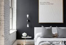 Wonderful walls / Inspiration to liven up your walls