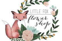 little fox florals