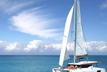 Lucia 40 / Stunning new fountaine pajot joins the fleet in 2017