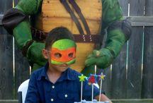 Kid Birthday Party Ideas / by Tiffany Cross