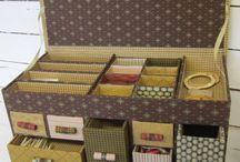 Šperkovnice, organizéry