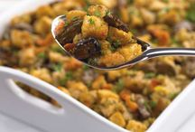 Thanksgiving Recipes / Here's our selection of tantalizing recipes, showcased in our October'14 newsletter, to accompany your very own banquet, as we all celebrate the harvest season.  Happy Thanksgiving!