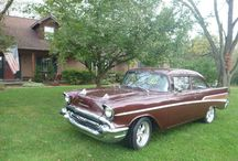 57 Chevy / 57 Chevy / by Cruisin Cupholders