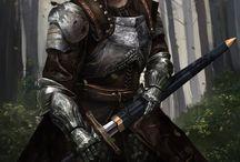 Knights and Paladins