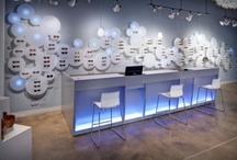 Merchandising- Optical Shop Interiors / Eyewear Displays and Optical Store interiors with Visual merchandising ideas