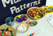 Numeracy shape pattern