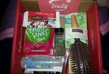 FrostyVoxBox / My box of goodies from #Influenster #FrostyVoxBox