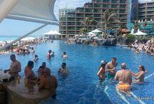 Cancun, hotel zone, family resorts