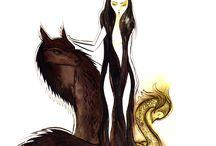 GraphicArt - Illustrations - Mythology