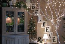 Jul idéer samt pyssel