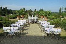 Dream weddings in Tuscany