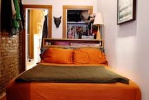 Tiny Bedroom