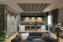 EEDS design / Дизайн проекты интерьеров студии Евгении Ермолаевой EEDS