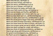 Bible encouragement