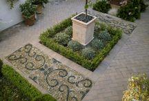 E- Rococo garden