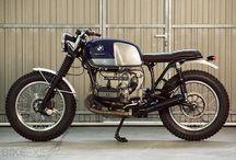 MOTO / 2 wheels + engine