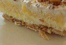 desserts / by Patricia Abbott