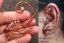 Bisuteria / Elf Ears Cuffs