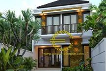 Balinese Tropical Modern House
