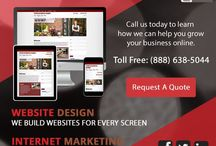 Online Advertiser / What we offer.