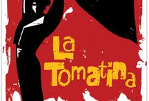 Spanish La Tomatina