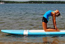 sup / Paddleboarding