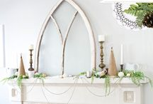 Our Little Home - Mantels