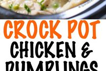 Crockpot meal ideas