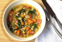 Easyonthecook - Soup! / Delicious soup that is easy on the cook!