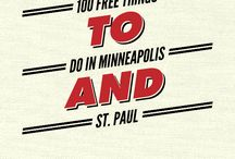 Minneapolis things to do / by Anne Baer
